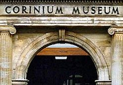 corinium museum at Cirencester