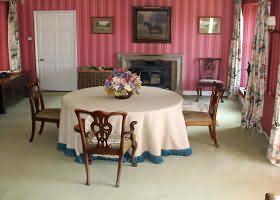 Lady Lamb Dining Room