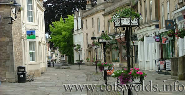 Corsham in Wiltshire