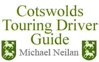 Cotswolds Touring Driver Guide