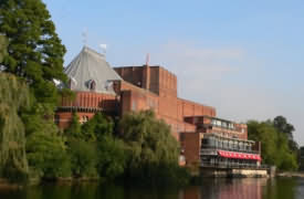 Stratford-upon-Avon Royal Shakespeare Theatre
