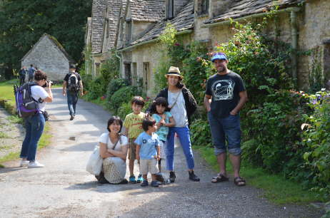 Cotswolds Tour Guide customers