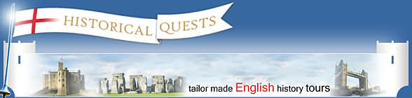 History Tours - Family History - Genealogy : Welcome to Historical Quests