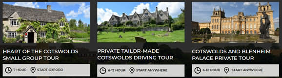undiscovered Cotswold Tours