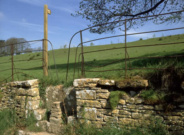 Walking Cotswold Way