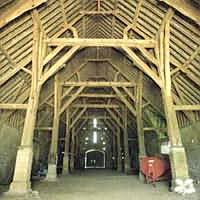 Great Coxwell Barn, Great Coxwell, Faringdon, Oxfordshire