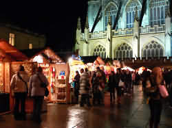 Christmas Market at Bath