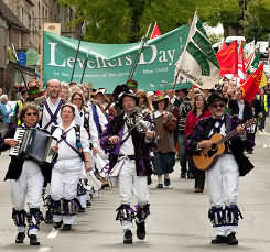 Burford Levellers Day