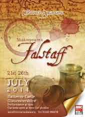 Falstaff production by Cotswold Arcadians
