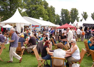 Food & Drink Festival at Cheltenham