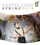 Highnam Court Spring Fair
