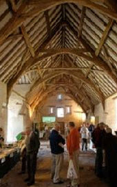 Winterbourne historic barn