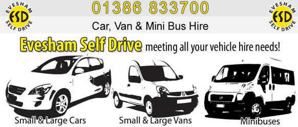 Evesham Self-Drive