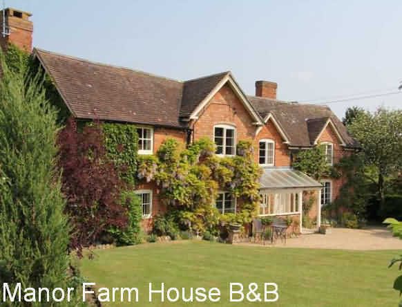 Manor Farm House