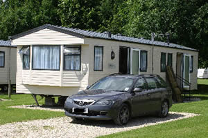Manor Farm Caravan Site at Evesham