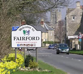 Fairford England UK Tourist Information Guide Cotswolds