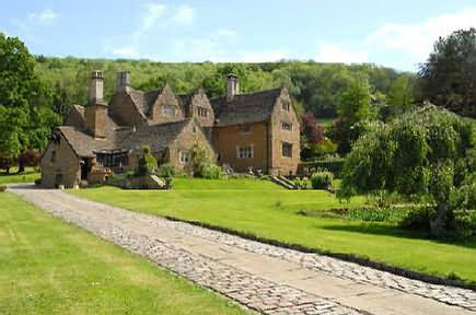 Casa de Hugh Grant en los Cotswolds