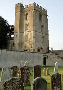 Pope's Tower at Stanton Harcourt Manor