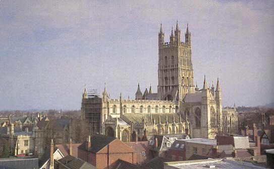 The Cathedral City of Gloucester
