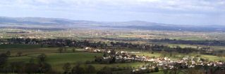 The Severn Vale in Gloucestershire