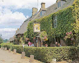 Traditional Cotswold Pub