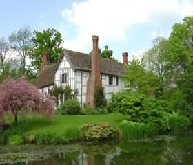 Lower Brockhampton House