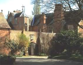 Hellens Manor House