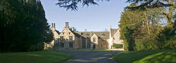 Chavenage House near Tetbury