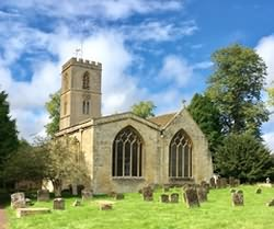 St Mary the Virgin Church at Charlbury