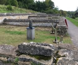 Roman Villa at Chedworth