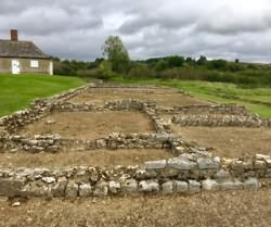 Roman Villa at Northleach