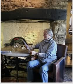 Russell Firlik in Cotswold Inn