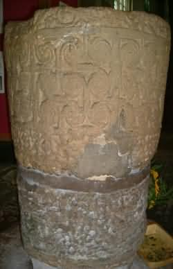 The ancient font