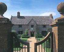 Sulgrave Manor near Banbury, Oxfordshire