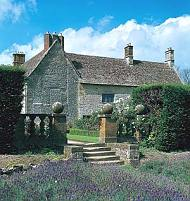 Sulgrave Manor Gardens and home of National Herb Centre