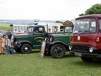 Classic Towing Transport