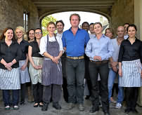 Image of the Team at The Kingham Plough