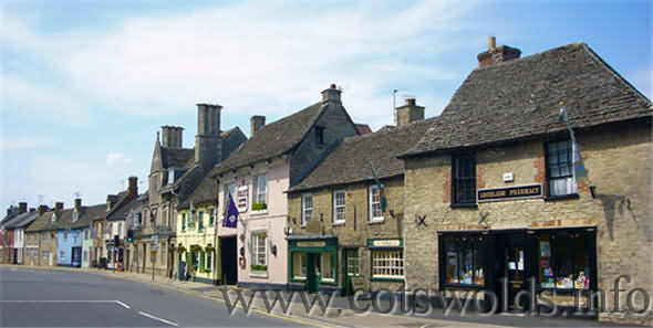 Lechlade High Street
