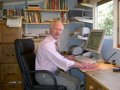 Richard Pinder, Managing Director of Cotswolds.Info
