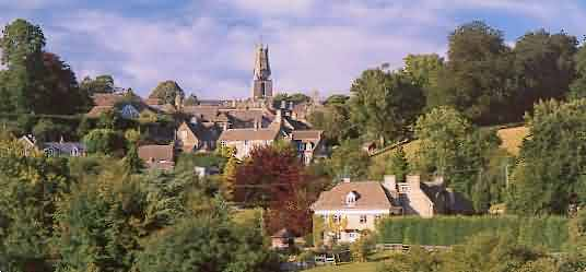 Minchinhampton Hotels Bed and Breakfast B&B Cottages Inns