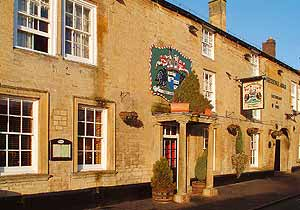 The Redesdale Arms Hotel
