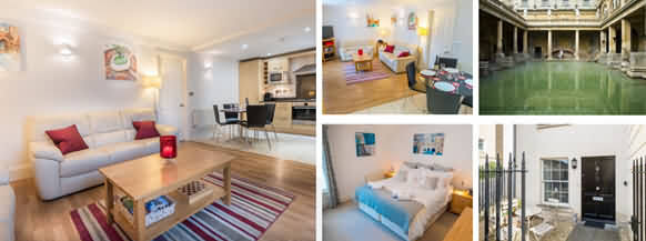 Bathwick Apartment at Bath