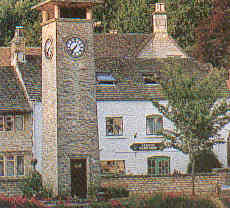 Clock Tower Nailsworth