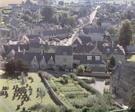 The town of Northleach