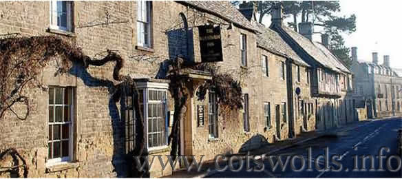 Accommodation in the Market Town of Northleach