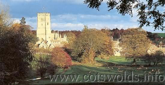 The Cotswold Town of Northleach