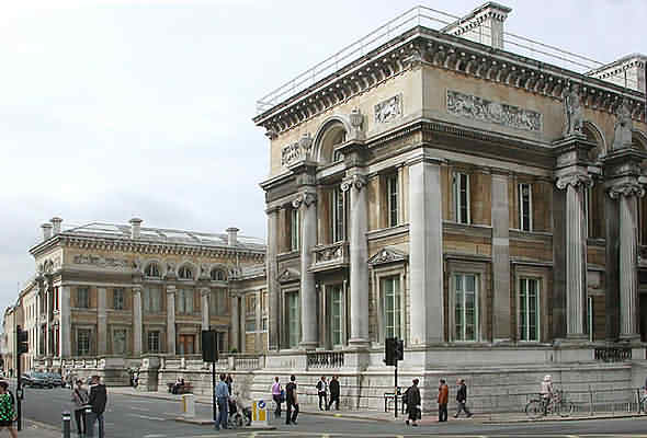 The New Ashmolean Museum