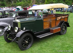1928 Morris Oxford car