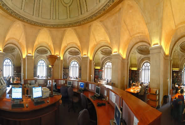 Radcliffe Camera Lower Reading Room