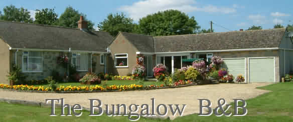 The Bungalow B&B
